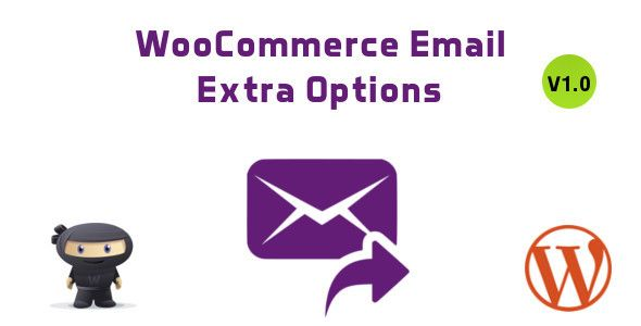 WooCommerce Email Extra Options