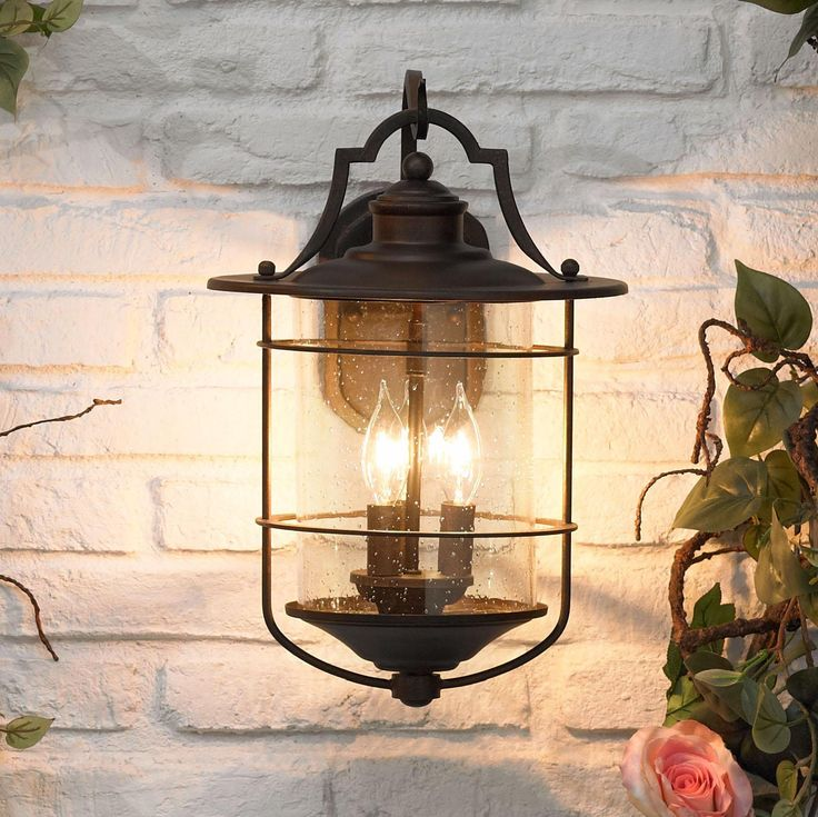 franklin iron works casa mirada 16 1 4 outdoor light products. Black Bedroom Furniture Sets. Home Design Ideas