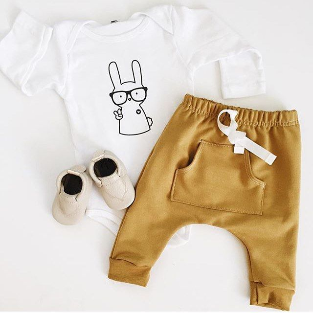 """Mustard is off the site until I get a final count on what's left! So sad to see it go on a side note..how awesome is this hipster bunny onesie from @themodernfort"" Photo taken by @mymilababy on Instagram, pinned via the InstaPin iOS App! http://www.instapinapp.com (10/13/2015)"