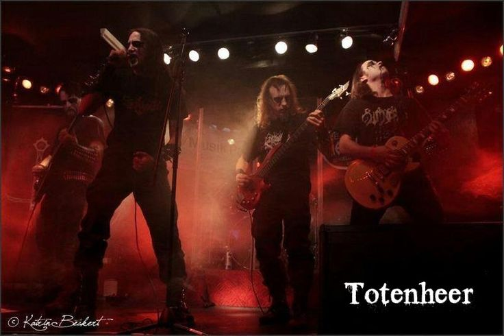 Totenheer (Black Metal) http://swissmetalbands.ch/band/totenheer