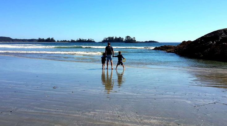 A Photo Story and guide to visiting Tofino with Kids. Tofino is Canada's (almost) most westerly point and our favourite place that we visited on our British Columbia road trip.