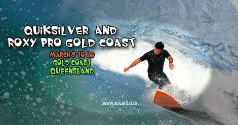 Watch the world's best surfers as they battle in the 2017 Quiksilver Pro & Roxy Pro Gold Coast. #naturalskincare #skincareproducts #Australianskincare #AqiskinCare #australianmade
