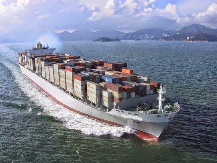 Bertrans Srl trasporti e logistica: Trasporti Internazionali via Mare FCL e LCL