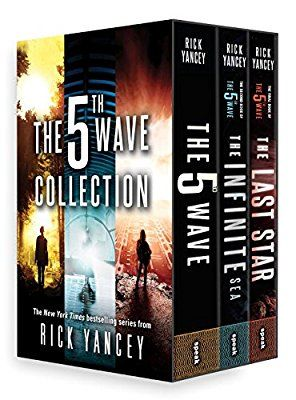 The 5th Wave Collection (The 5th Wave Trilogy): Amazon.co.uk: Rick Yancey: 9780425290323: Books