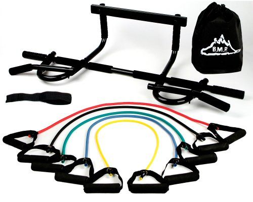 Black Mountain Products Pull Up Bar and Resistance Bands For Sale https://bestexercisebikes.co/black-mountain-products-pull-up-bar-and-resistance-bands-for-sale/