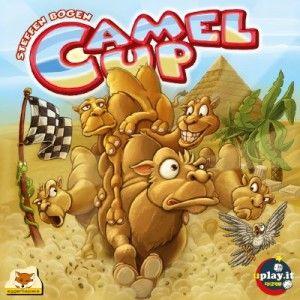 Camel Up vince l'ambito premio Spiel des Jahres 2014. Congratulazioni all'autore Steffen Bogen.