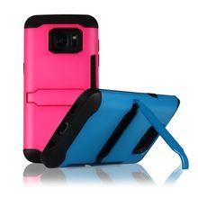 C&T Card Slots Kickstand Armor Slim Protector Phone Case For Samsung Galaxy S7 Edge. Price:$1.25 #samsunggalaxys7