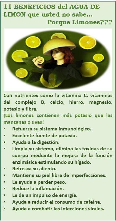O2 Nutrition Labs... Recomienda el consumo de agua de limon para eliminar toxinas, perder peso y muchos beneficios más.