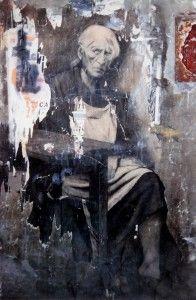 Ernest Pignon Ernest Naples 001