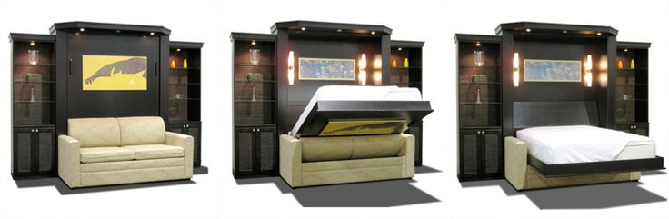 Inova - TableBeds, Sofa-WallBeds, and traditional Murphy Beds made in New York