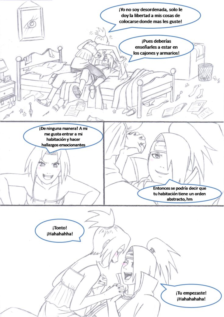 DeiSaku Capitulo 3 (Tu guardian) hoja 38 by Chipo811 on DeviantArt