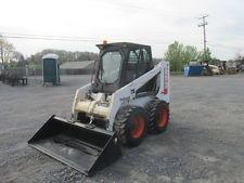 1995 Bobcat 853 Skid Steer Loader w/ Cab! skid steer loaders - construction equipment - equipment financing - heavy machinery