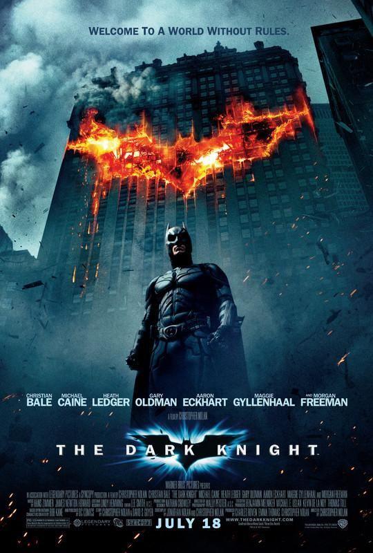 Batman - The Dark Knight - Mini Print A