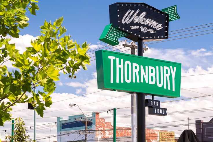 The new Welcome to Thornbury foodtruck park is set to become an outdoor dining landmark in Melbourne's north - another satisfying Switch project
