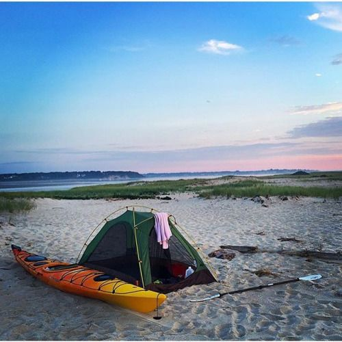 Top 192 Ideas About Kayak Camping On Pinterest
