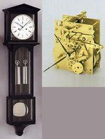 2520-96-02 Regulator Wall clock by Kieninger
