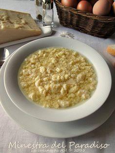LA tardura o minestra del paradiso La cucina di ASI © 2015
