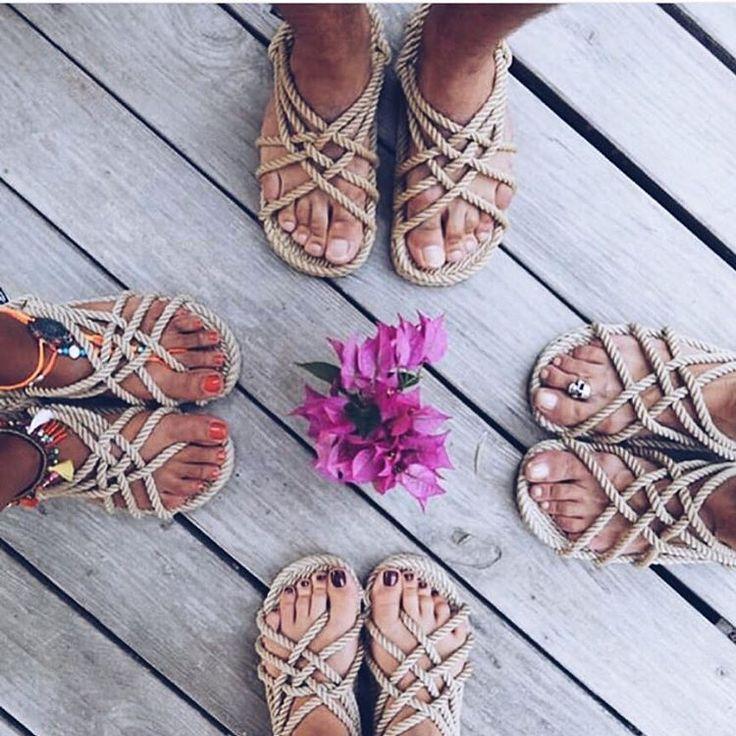 Sandales Nomadic state of mind, sandales faites main, issues d'une production éco responsable et de commerce équitable au Nicaragua