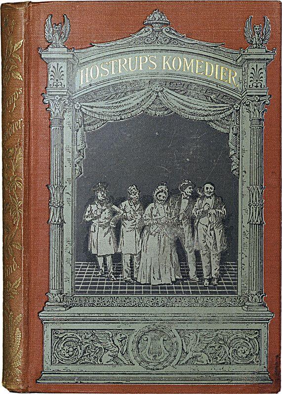 Hostrups Komedier ~ 1886