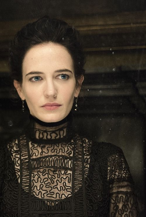 The ever-beautiful Eva Green as Ms. Vannessa Ives in Penny Dreadful. A Victorian Noir TV Series, dramatic Horror Show