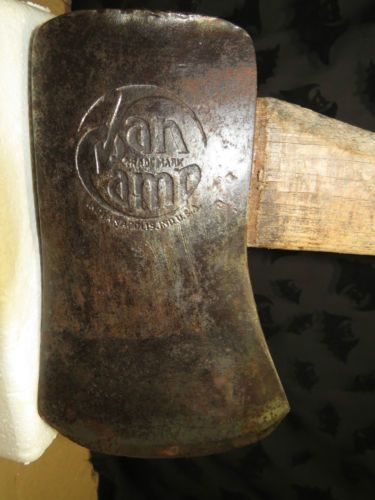 ... Fawns Foot Handle Indianapolis,Ind,Hatchet | Nice, Vintage and Camps