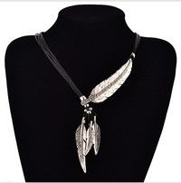 100% Brand New. Material: Rope and Metal Metals: Zinc Alloy Colors for your choice: black&Silver, bl