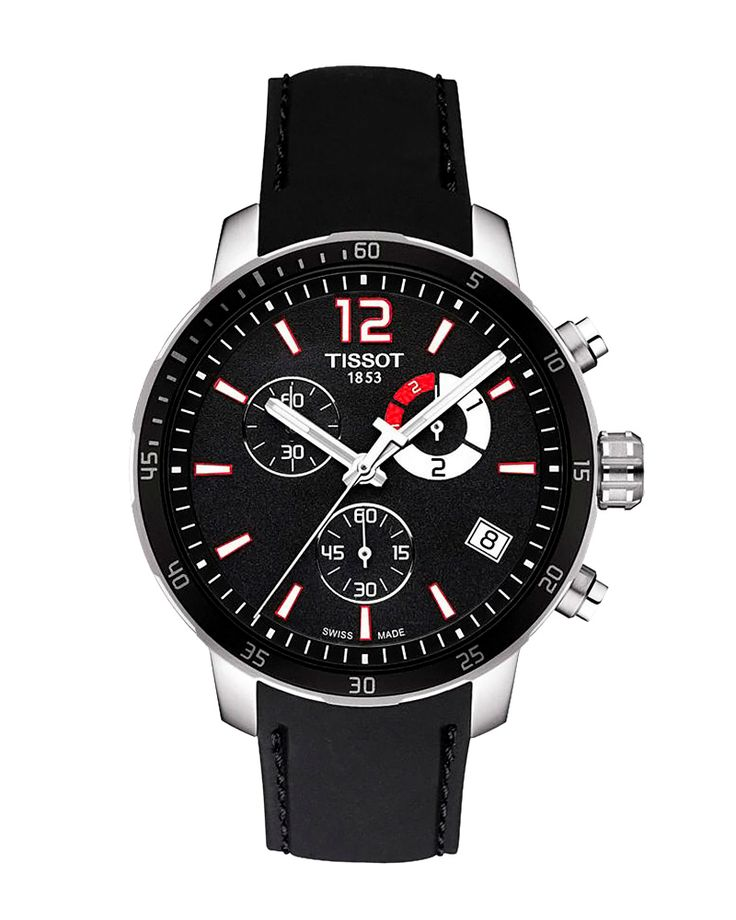 Ρολόι TISSOT QUICKSTER CHRONOGRAPH FOOTBALL T0954491705700