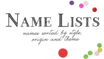 British Name Lists (this site is awesome)