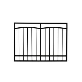 Gatehouse 48 In X 36 In Black Gibraltar Window Security Bar G48x36 Blk Window Security Bars Window Security Window Bars