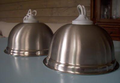 Kulhot lampuiksi