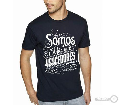 somos-mas-que-vencedores-camisa-cristiana.jpg (500×440)