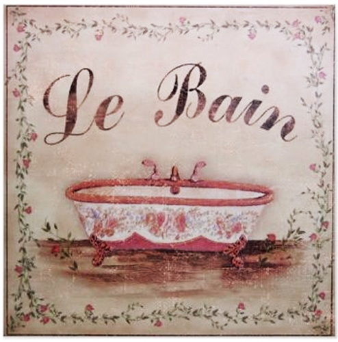 376 best images about french ephemera on pinterest for Vintage bathroom printables