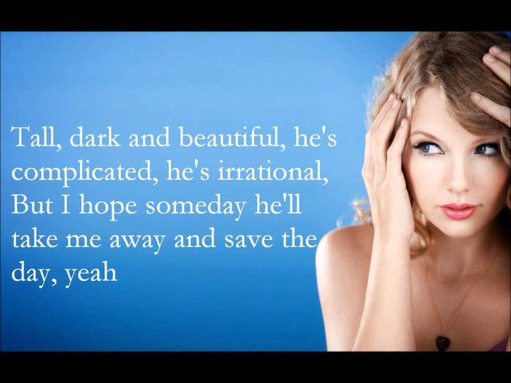 Superman - Taylor Swift lyrics