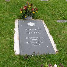 Roald Dahl (13 September 1916 – 23 November 1990) was a British novelist, short story writer, poet, fighter pilot and screenwriter.