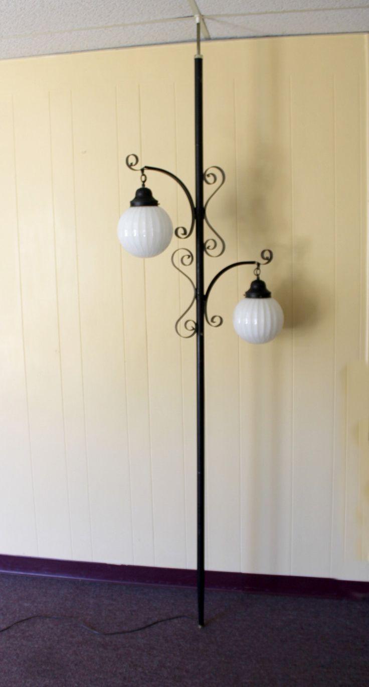 Vintage lamp globes