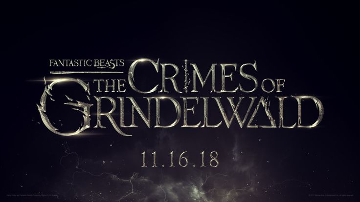 Today marks one year until the next Fantastic Beasts film is released in cinemas, and Warner Bros. has revealed that the title will be Fantastic Beasts: The Crimes of Grindelwald.