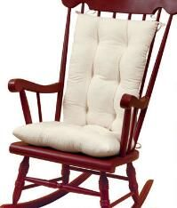 Rocking Chair Pads, Chair Pads & Table Linens - Country Curtains®