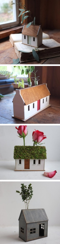 Bud houses