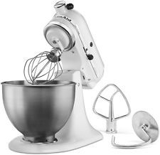 NEW! Kitchenaid Mixer, Ultra Power 4 1/2 Quart Stand Mixer- White-KSM95WH