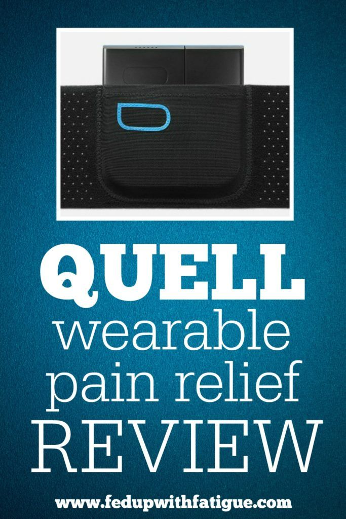 I was recently given the opportunity to try out the Quell wearable pain relief device. Did it help my fibromyalgia pain? Is it worth the investment? Read my full review, including pros and cons of the device.