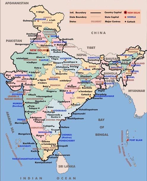 India cities map with states and capitals projects to try india cities map with states and capitals projects to try pinterest city maps india and city gumiabroncs Choice Image
