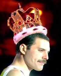 King Freddie Mercury! He was one of the greatest artists to ever grace the planet with his talent..