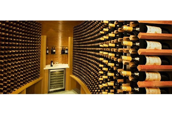 Custom wine rack project 1