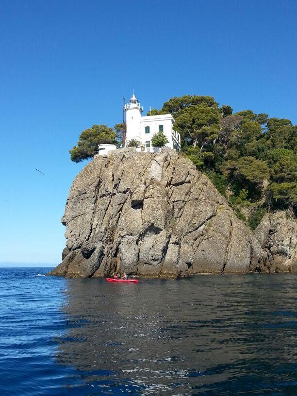 Portofino the Lighthouse