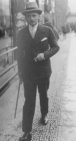 Philipp, Prince & Landgrave of Hesse (1896 – 1980) was head of the Electoral House of Hesse from 1940 to 1980. He was a grandson of Frederick III, German Emperor, & a great-grandson of Queen Victoria. In 1923 he moved to Rome where he used his aristocratic connections to establish himself as a successful interior designer. According to biographer Jonathan Petropoulos, Philipp was probably bisexual, & his lovers included the English poet Siegfried Sassoon.