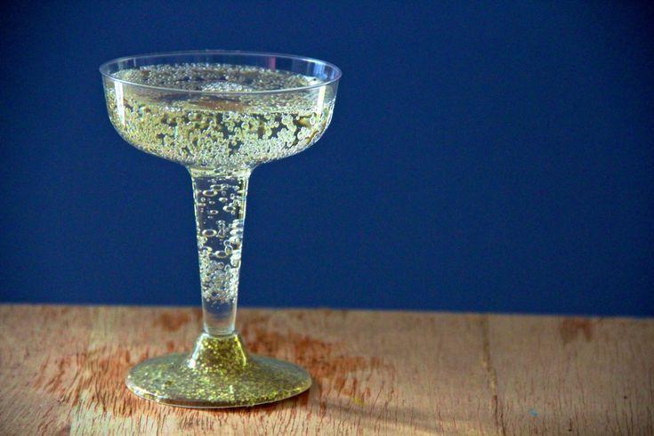 Champagne & Elderflower Liquer