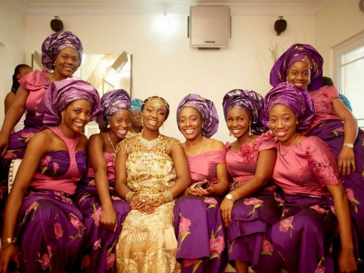 6 Things to Expect in a Nigerian Wedding: #2 Aso-Ebi
