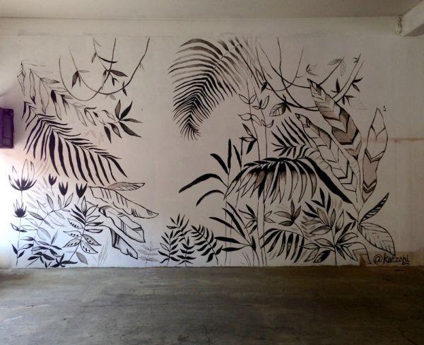 Wall art by Katharina Zahl Fagervik