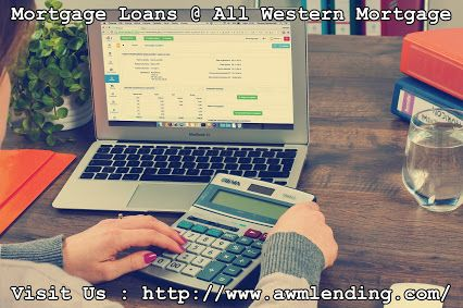 Mortgage Application and Mortgage Calculator at All Western Mortgage #online #mortgage #application @marysharon353