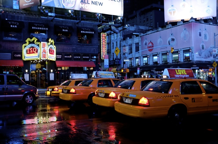NYC Times Square  © Lucy Wood